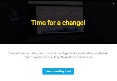 feefo feedback survey flow