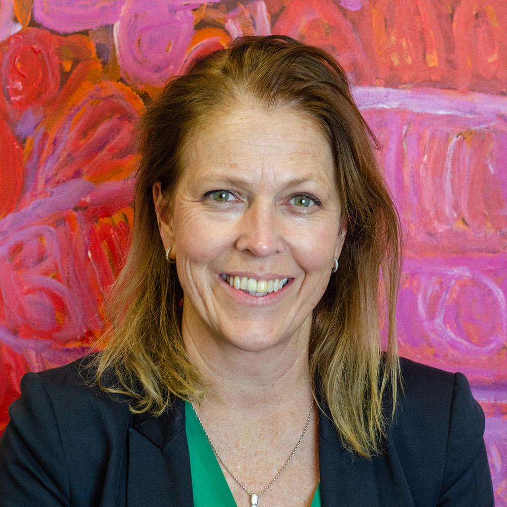 Natalie Walker, FORM Treasurer