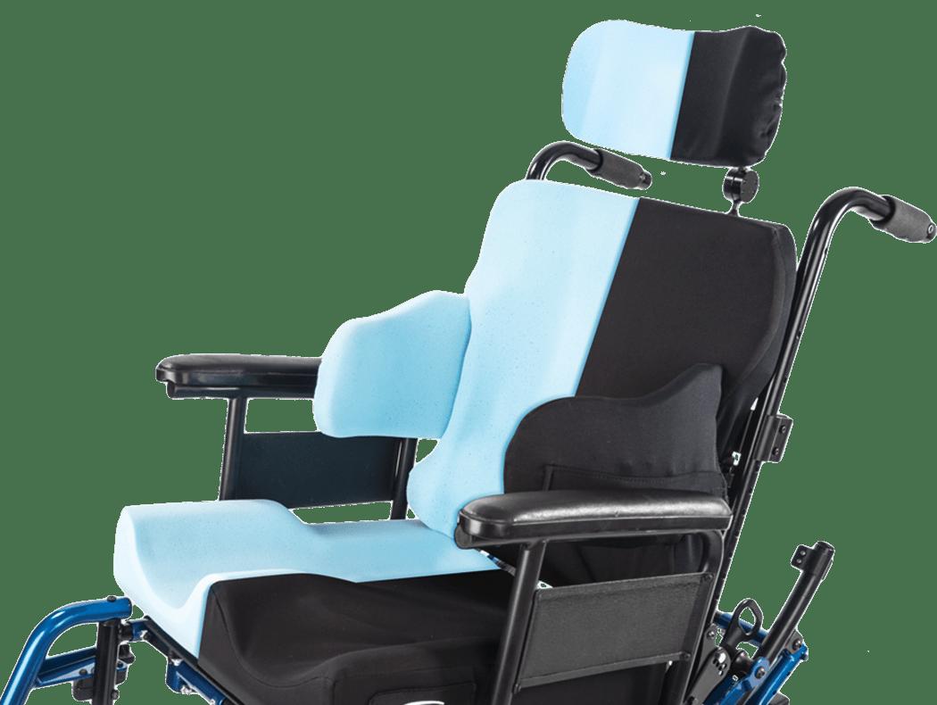 Precision-Fit Custom Cushion Chair