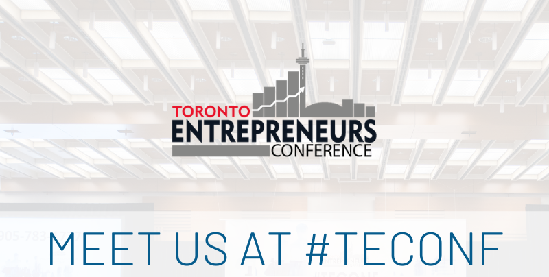Estill to share his inspiring entrepreneurship story with 2,500+ business leaders across Greater Toronto Area.
