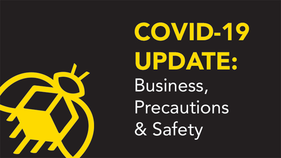 COVID-19: Business, Precautions and Safety