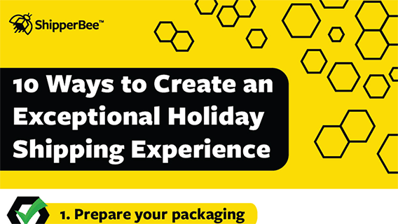 10 Ways to Deliver an Exceptional Holiday Shipping Experience