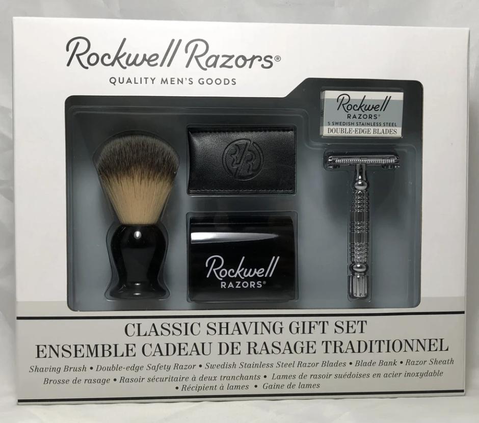 Truth Beauty Company Rockwell Razors