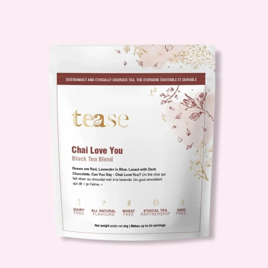Truth Beauty Company Chai Love You–Energy Tea