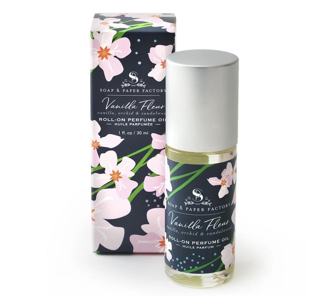Truth Beauty Company Vanilla Fleur Roll-on Perfume Oil