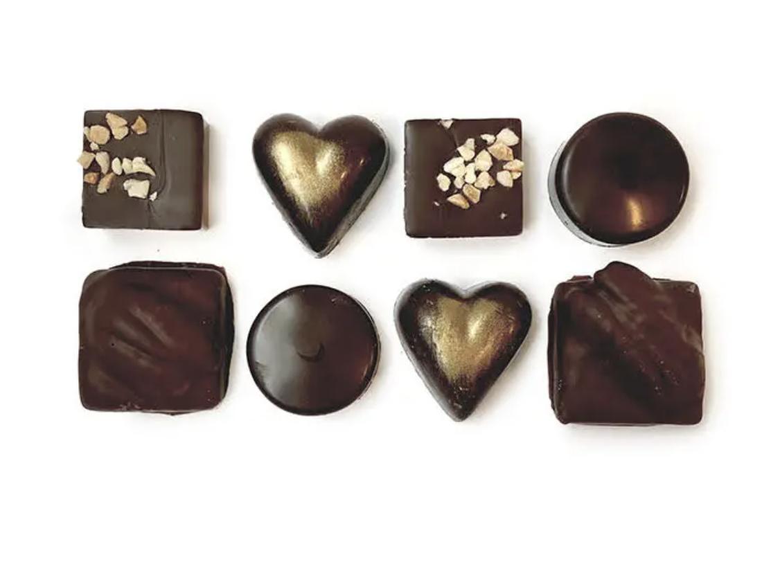 Fair Square: Le Comptoir Chocolat | La Vie En Rose – Vegan Truffles