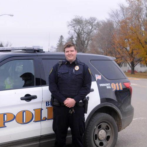 Andrew Jespersen, Police Officer (Full-time)