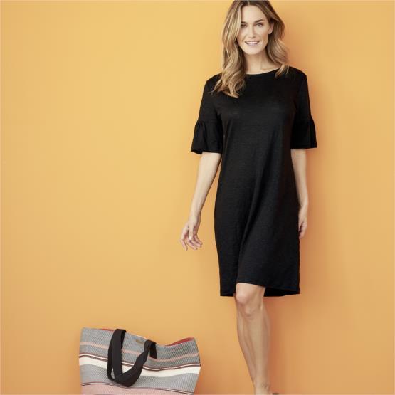 GIOVANNA Linen Dress