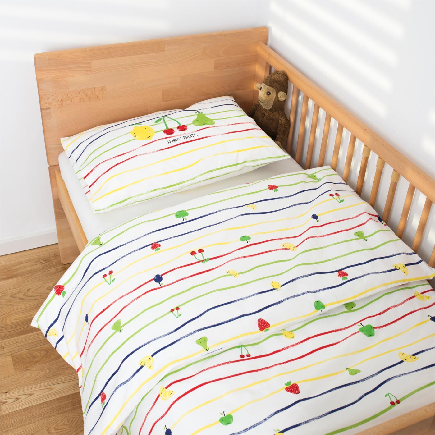 Baby organic cotton bedlinen, two-piece