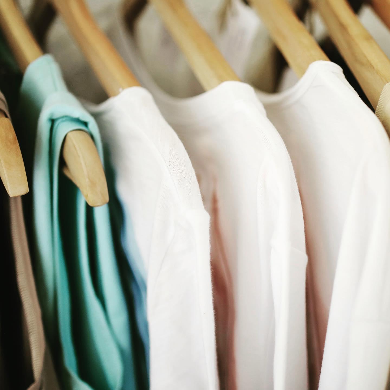 Wardrobe detox... We're becoming more mindful of environmental sustainability than ever.  #yamamotoorganic #yamamotoorganicslowfashion