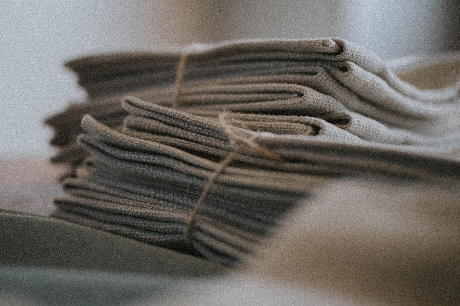Yamamoto organic Slow Fashion  – cotton grainy