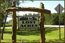 Lost Acres Resort