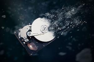 Data Destruction Image
