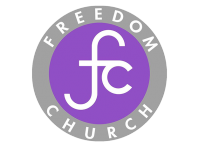 Freedom Church logo with link to store detail page