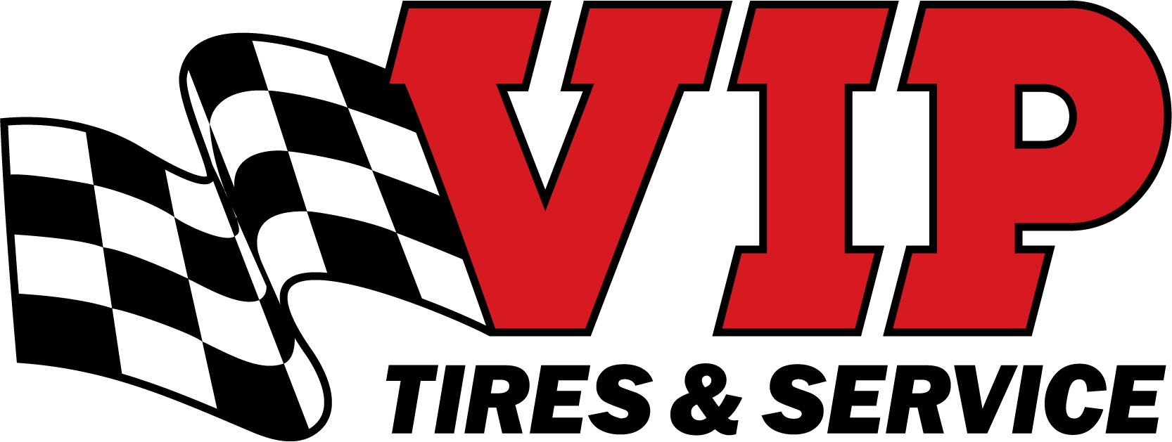 VIP Tires and Services logo with link to store detail page