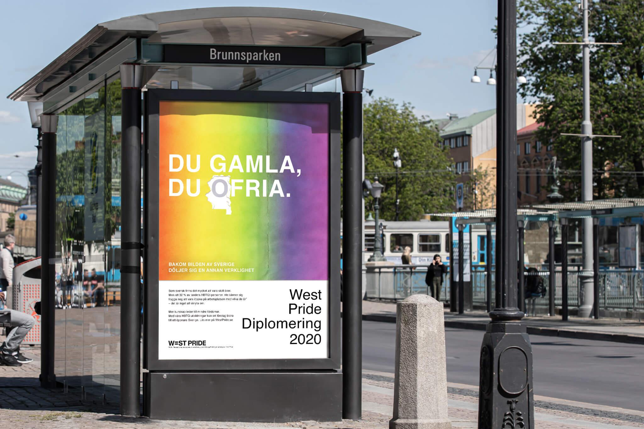 West Pride 2020 Campaign