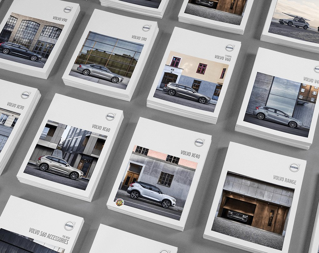 Volvo Cars Product Brochures