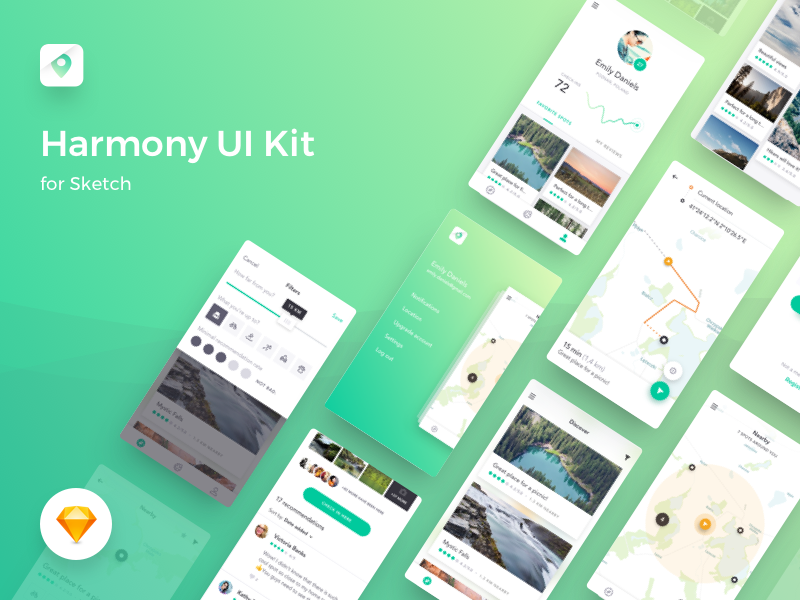 31 awesome (and free!) UI kits for mockups and wireframes