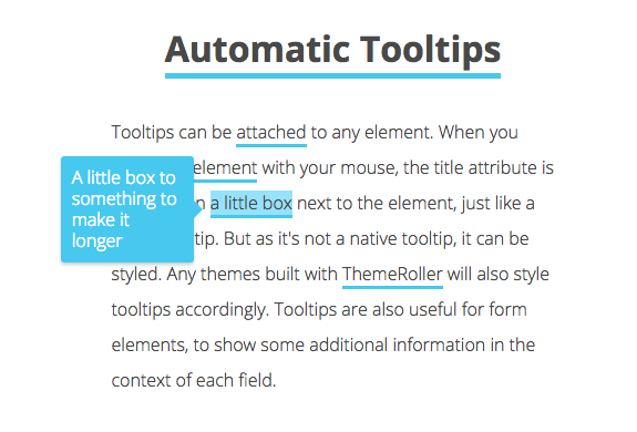 21 best open-source tooltip plugins made with CSS, jQuery, and