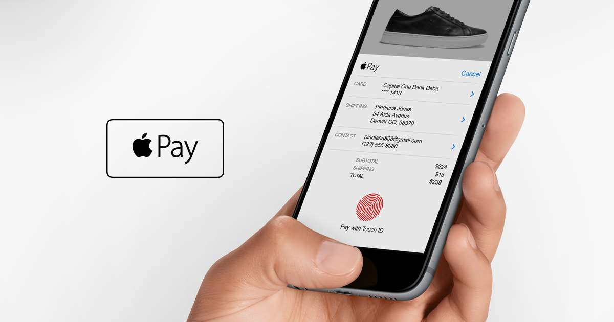 applepay product design