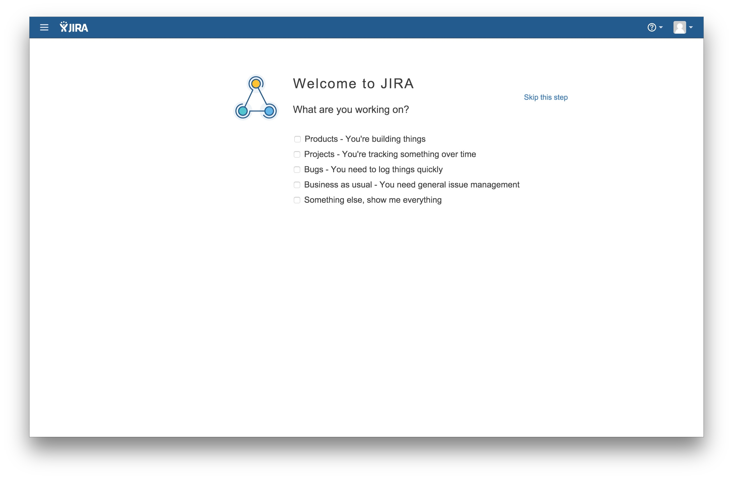JIRA user onboarding tooltip 12