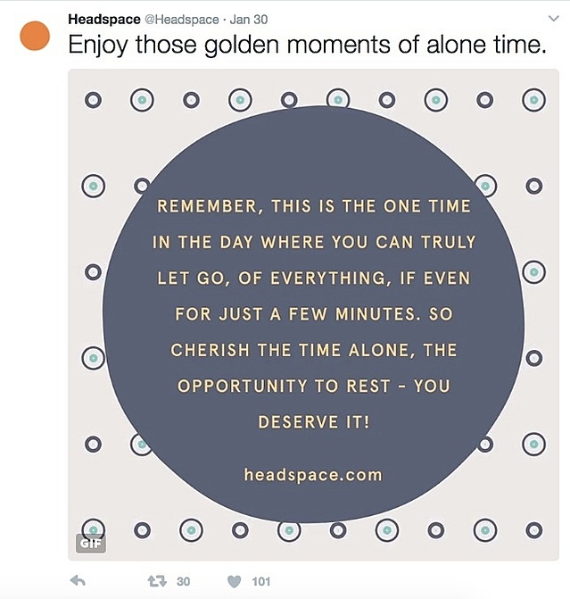 headspace quote
