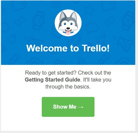 user retention trello