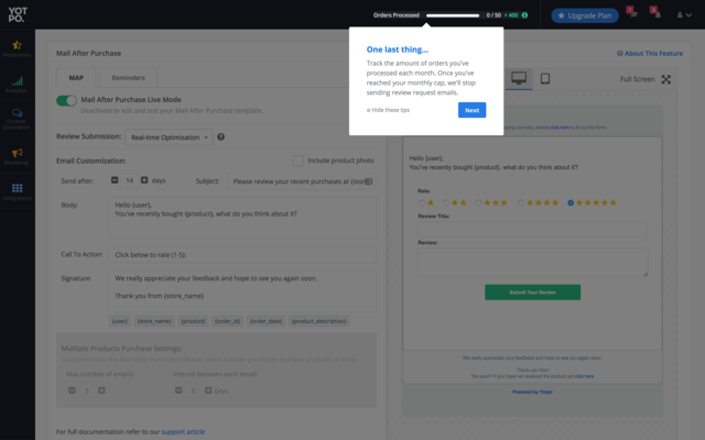yotpo-user-onboarding-step-5