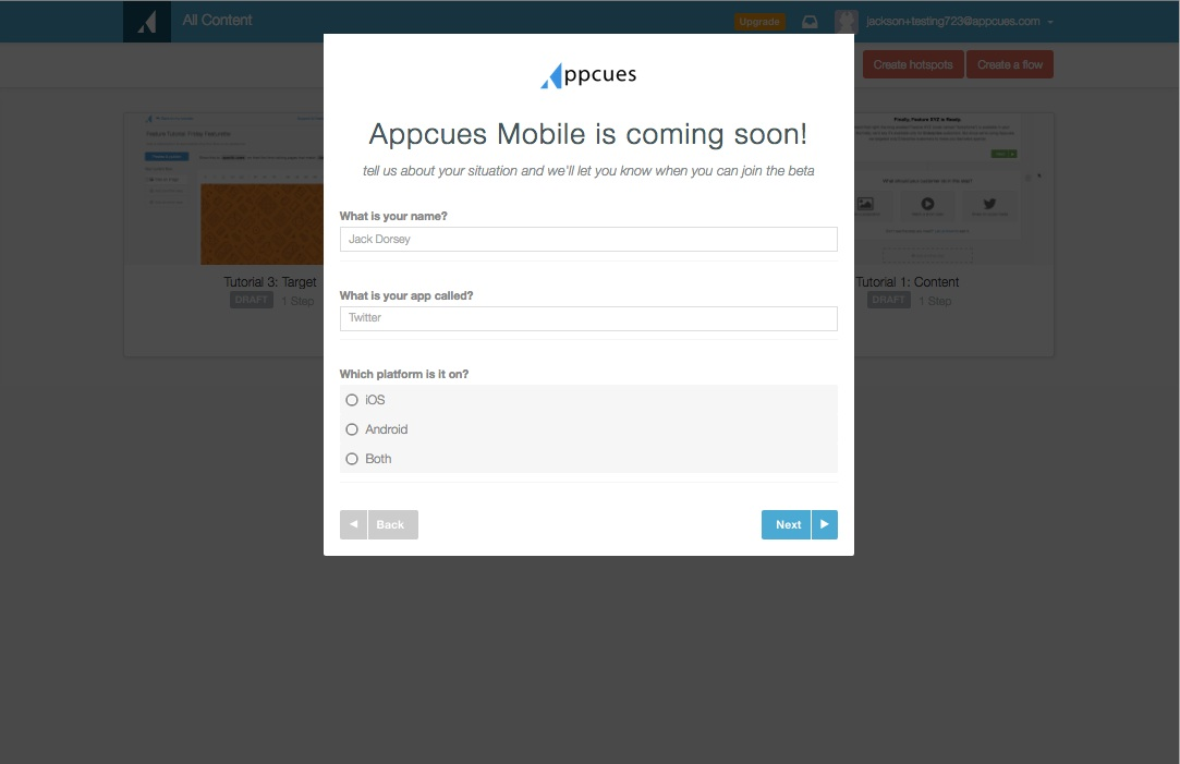 mobile survey 1