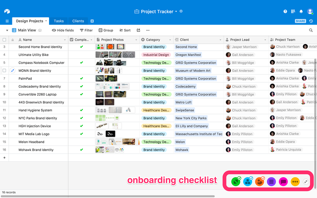 airtable desktop onboarding