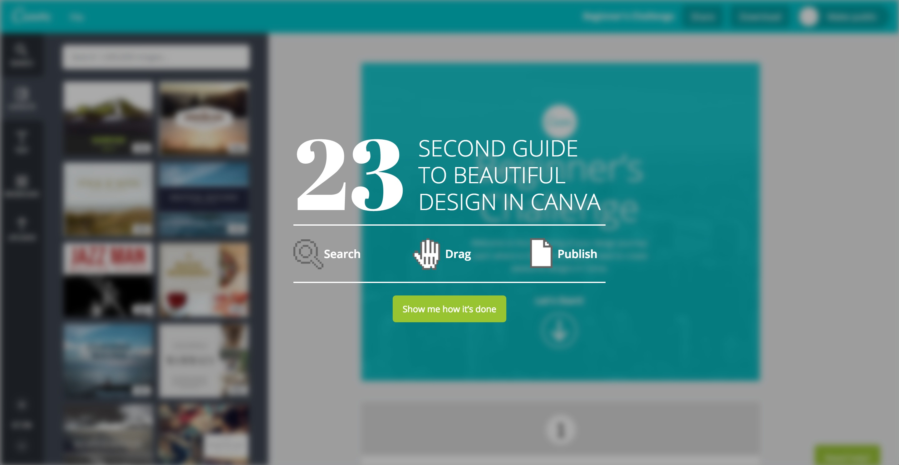 canva user onboarding step 3