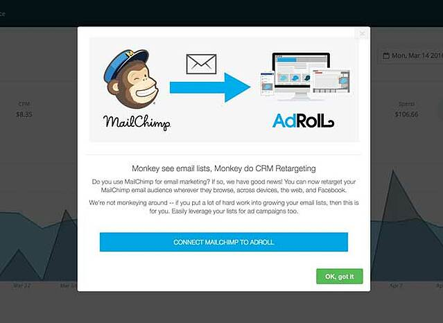 adroll-mailchimp-integration-announcement-modal-appcues.jpg