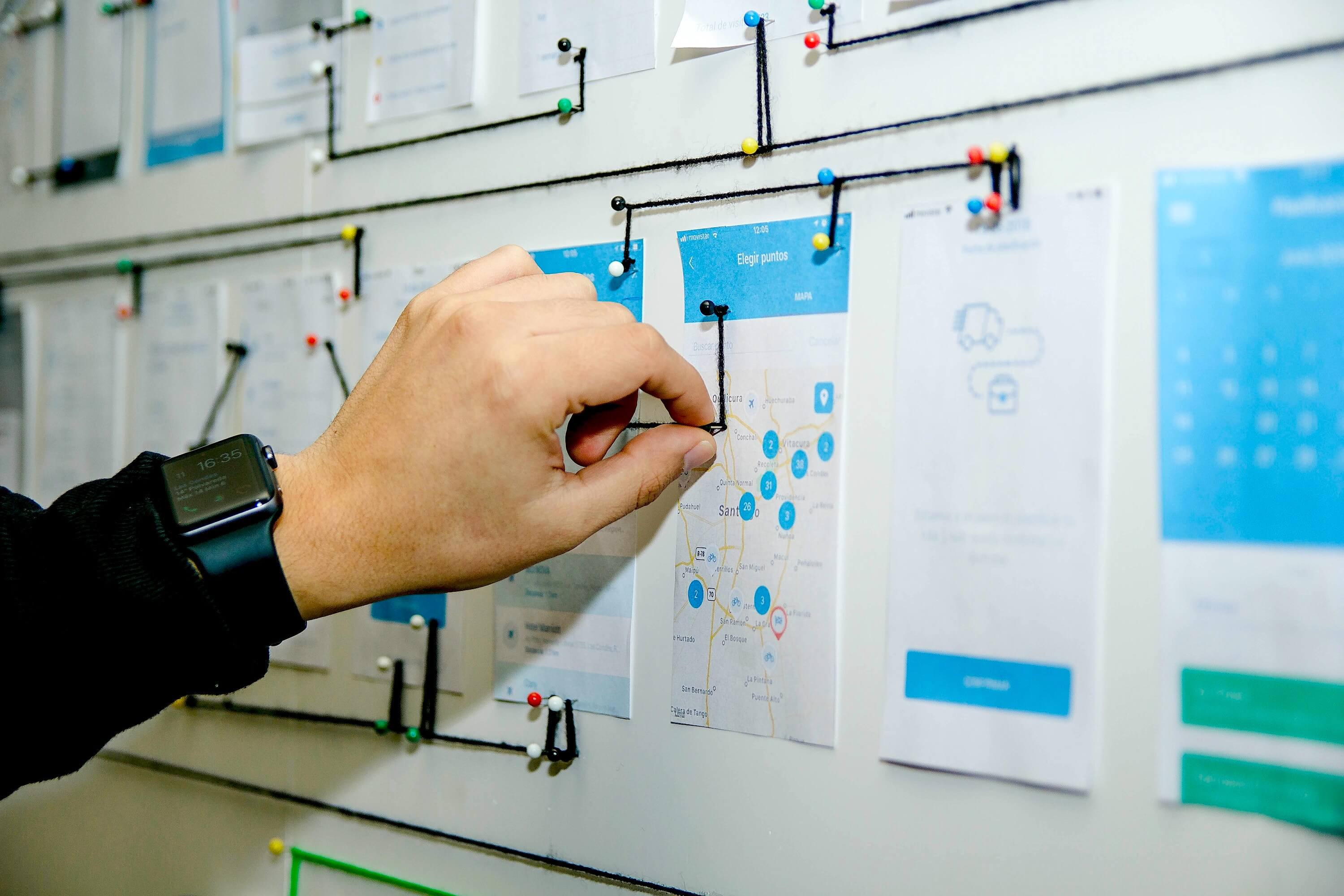 A beginner's guide to user journey mapping