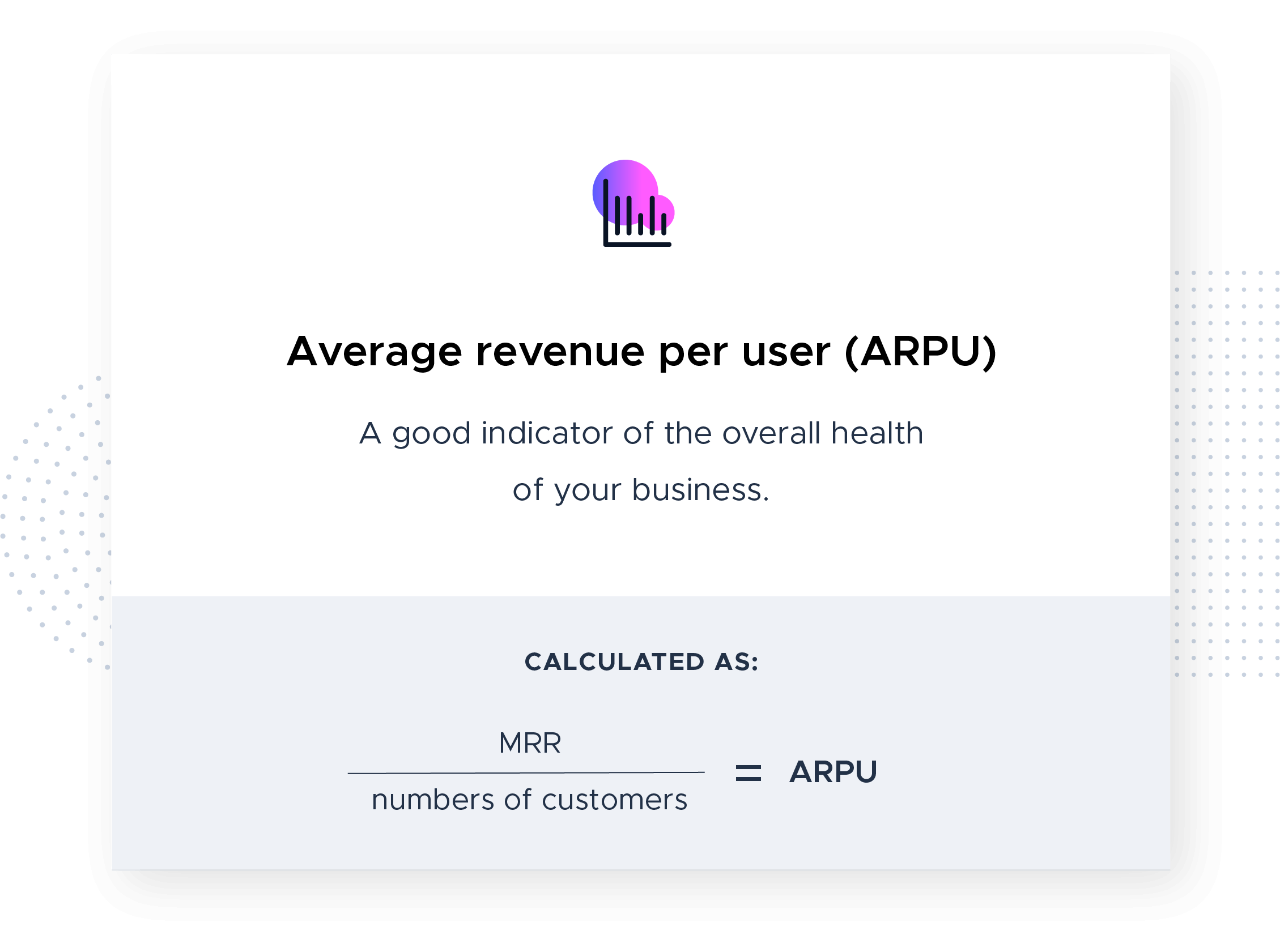 average revenue per user or arpu definition for saas companies—what is arpu?