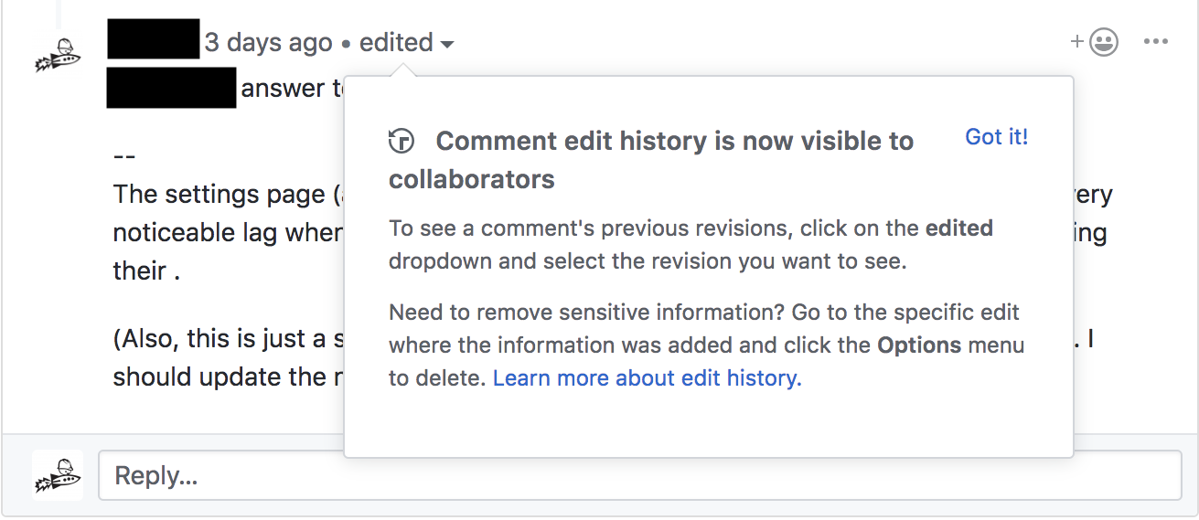 Github provides links to support articles in their tooltips and other in-app guides.