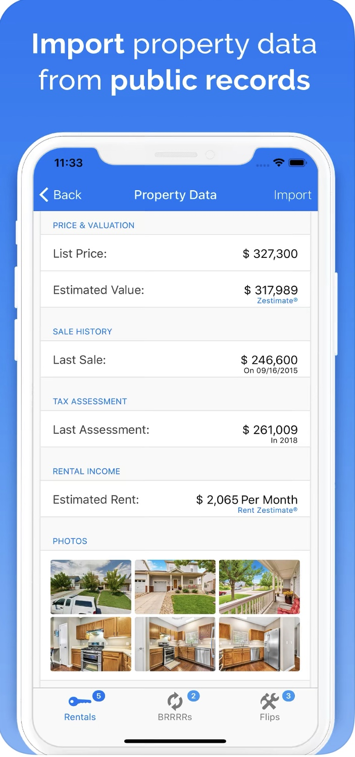 dealcheck investment property buying mobile app