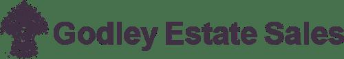 Godley Estate Sales Logo in Header