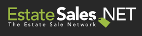 Estate Sales dot Net Logo