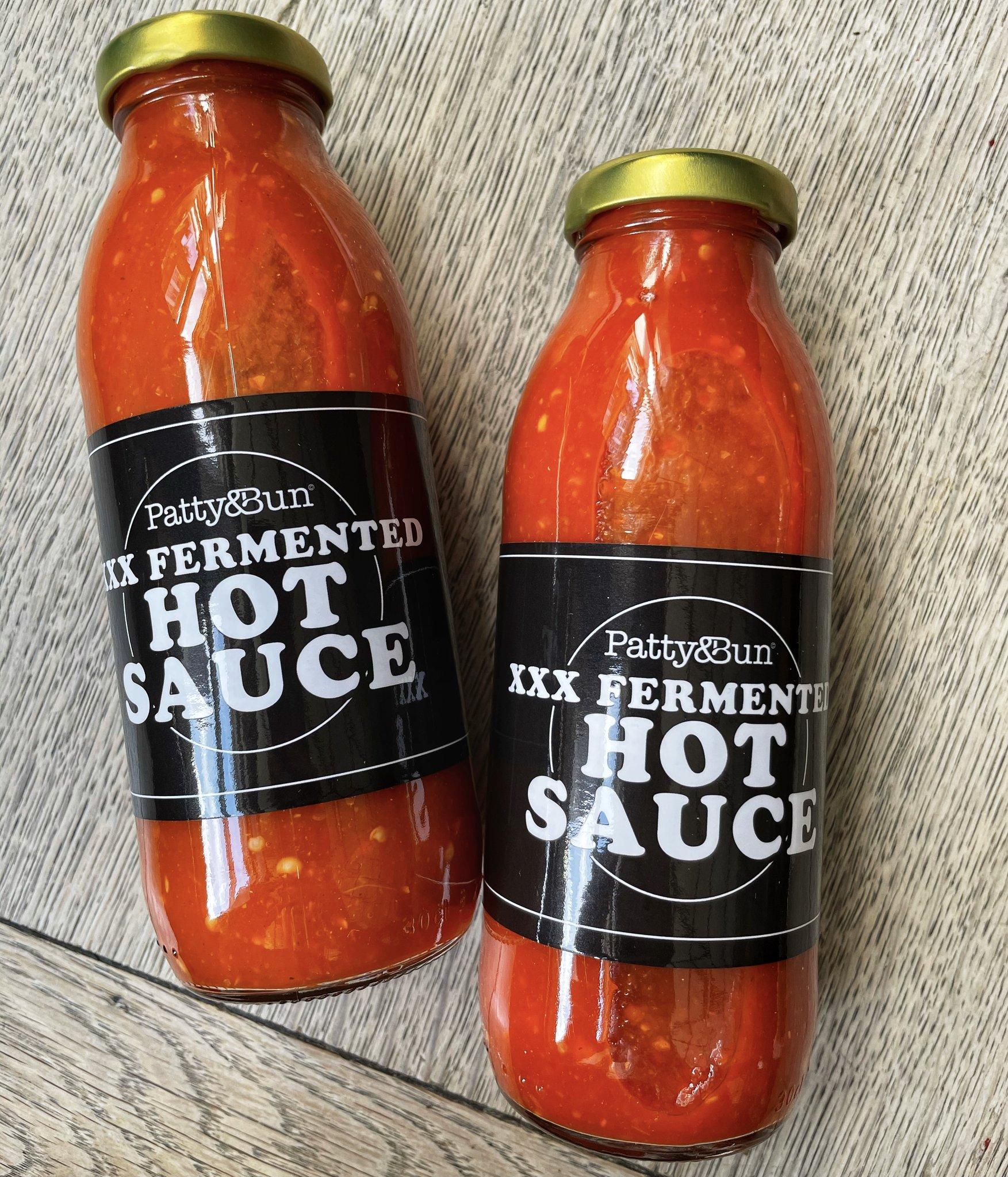 XXX Fermented Hot Sauce