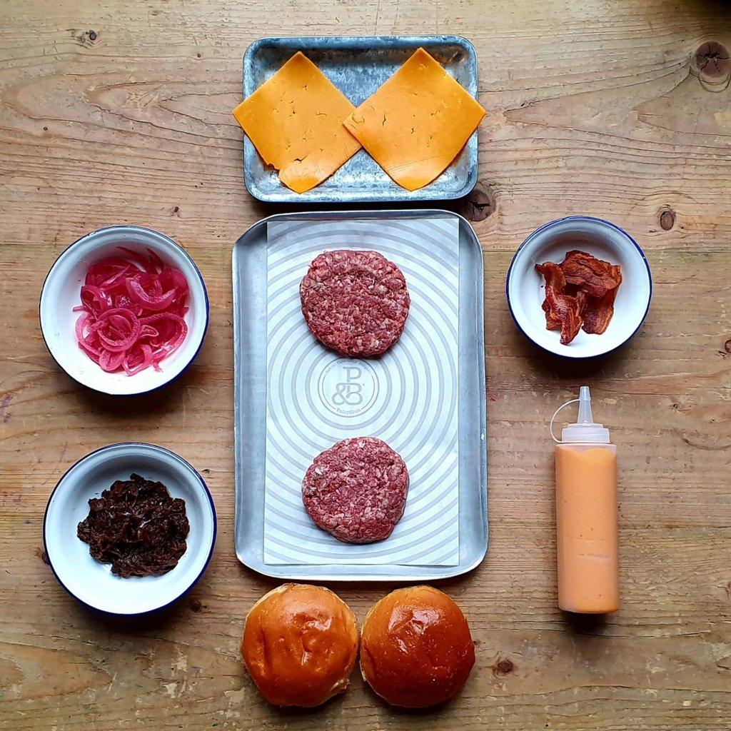 'Jose Jose' Chilli Burger Kit