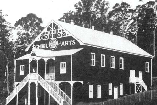 Eumundi School of Arts 1912
