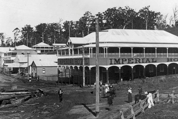 Imperial Hotel, Eumundi