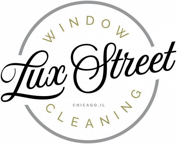 lux street window cleaning logo