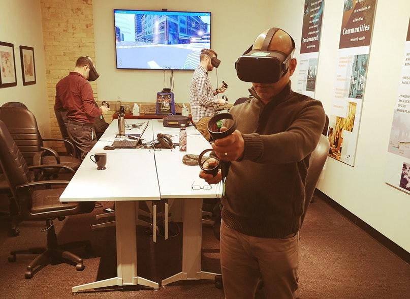 Dillon Office Oculus Quest