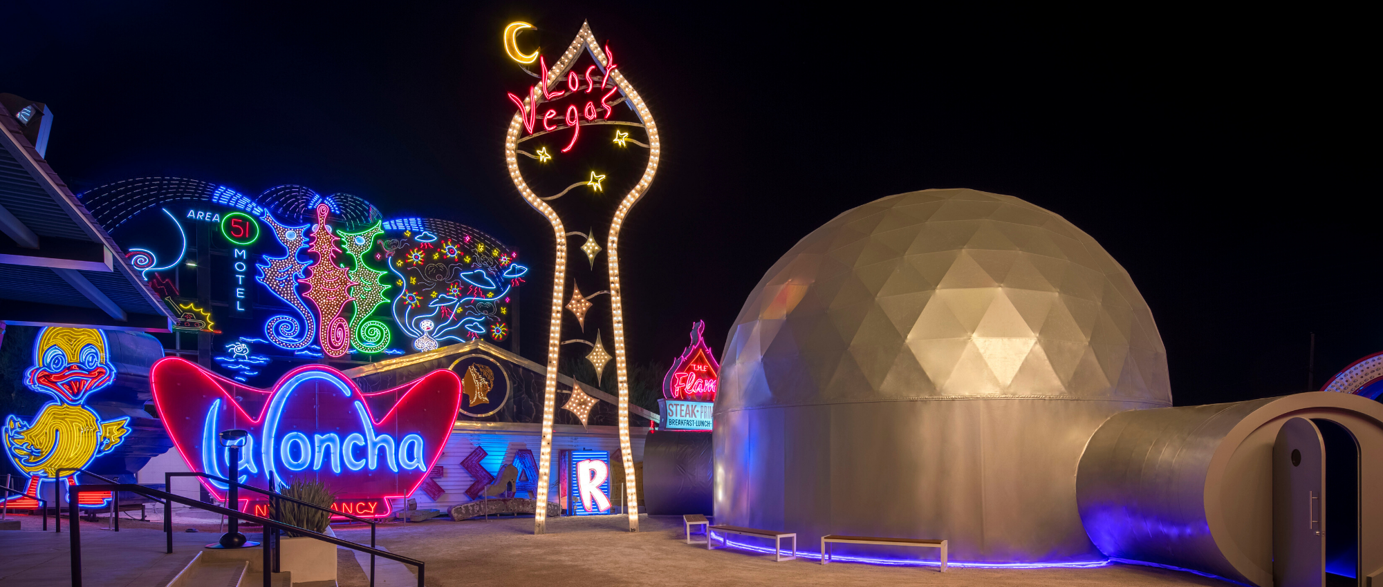 Lost Vegas @ The Neon Museum