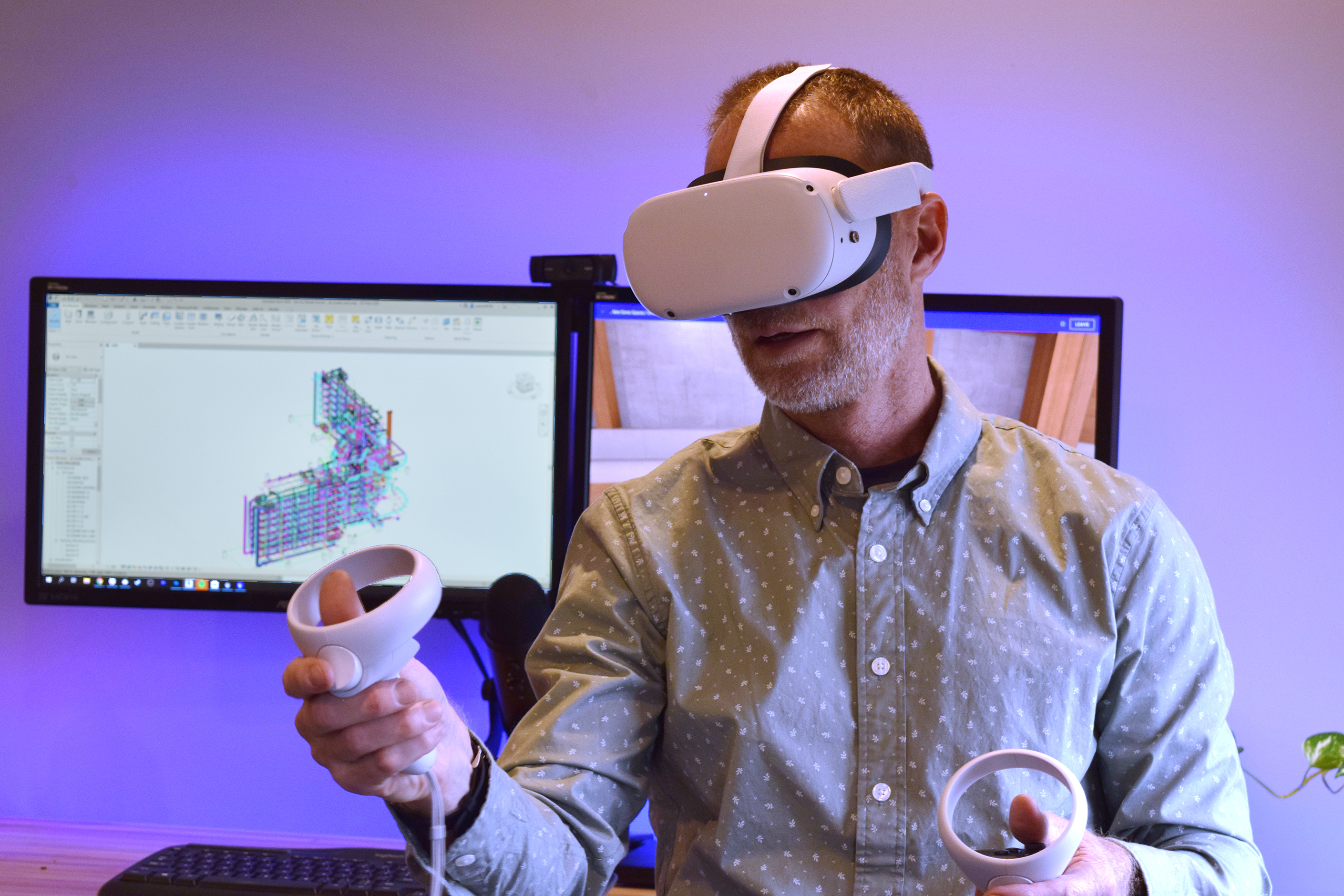 Getting Started with VR for Architecture Teams