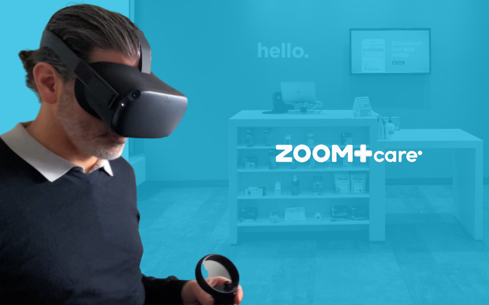 How ZOOM+Care Designs Better User Experiences with VR/AR in The Wild
