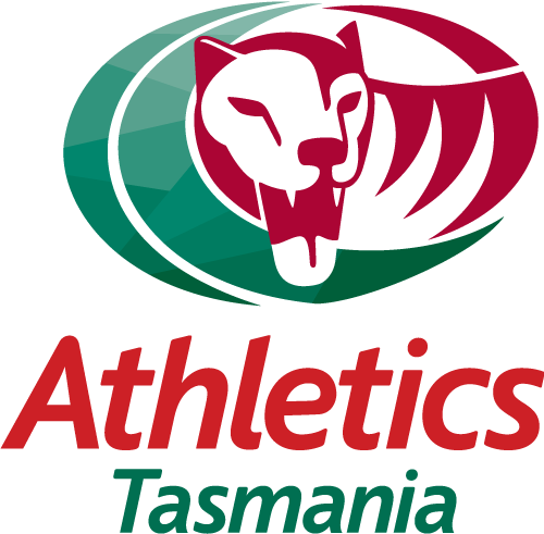 athletics tasmania logo