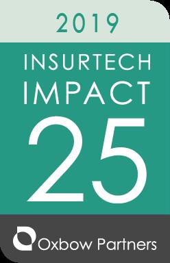 Oxbow Partners InsurTech Impact 25