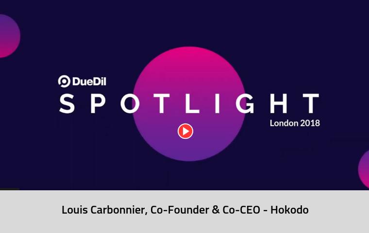 Hokodo's Louis Carbonnier talks about Digital Transformation in InsurTech